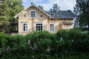 Villa Furuvik kartano, häät, juhlatilat, sauna ja majoitus Helsinki