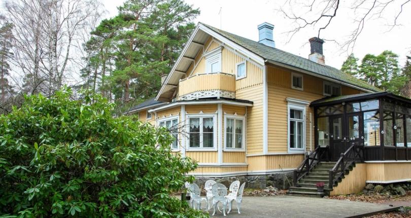 Villa Furuvik, Meillä Kotona -julkaisussa