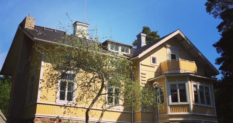 Villa Furuvikin avoimet ovet jatkuvat!