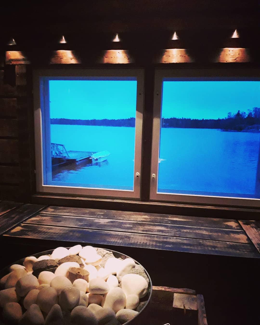 Furuvik Rantasauna, avoimet sauna- ja uintivuorot, kesä 2020